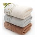 纯棉咖啡豆毛巾