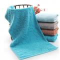 欧式花纹悬浮毛巾/浴巾