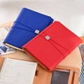 创意三折活页笔记本订做办公记录本子