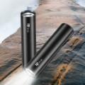 LED电池式铝合金手电筒