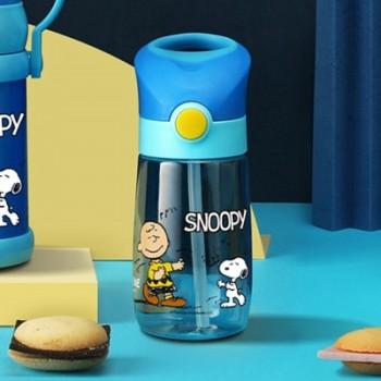 SNOOPY史努比玩趣系列杯壶金龟子吸管杯