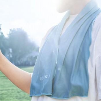 冰感运动巾水杯套组