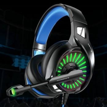头戴式线控游戏耳机电竞游戏耳机